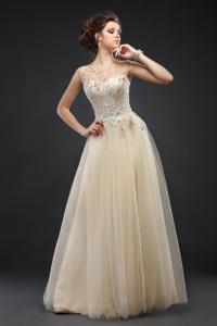 Фото Свадебные платья Акварель (вечерняя)