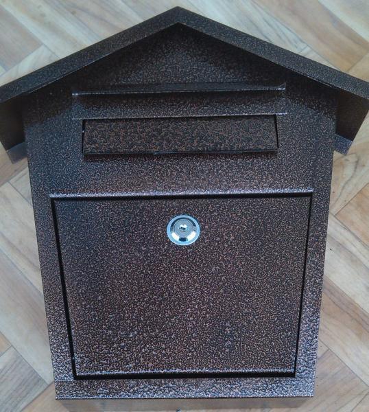 Почтовый ящик Домик (конус)