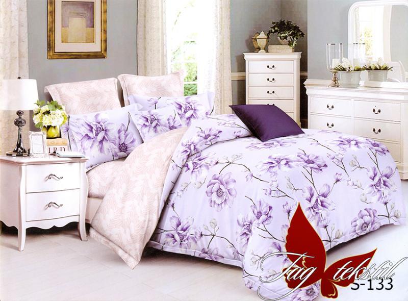Комплект постельного белья с компаньоном S133