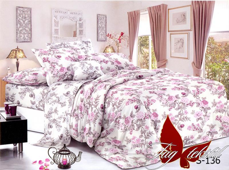 Комплект постельного белья с компаньоном S136