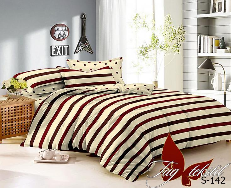 Фото ПОСТЕЛЬНОЕ БЕЛЬЕ, сатин люкс Комплект постельного белья с компаньоном S142