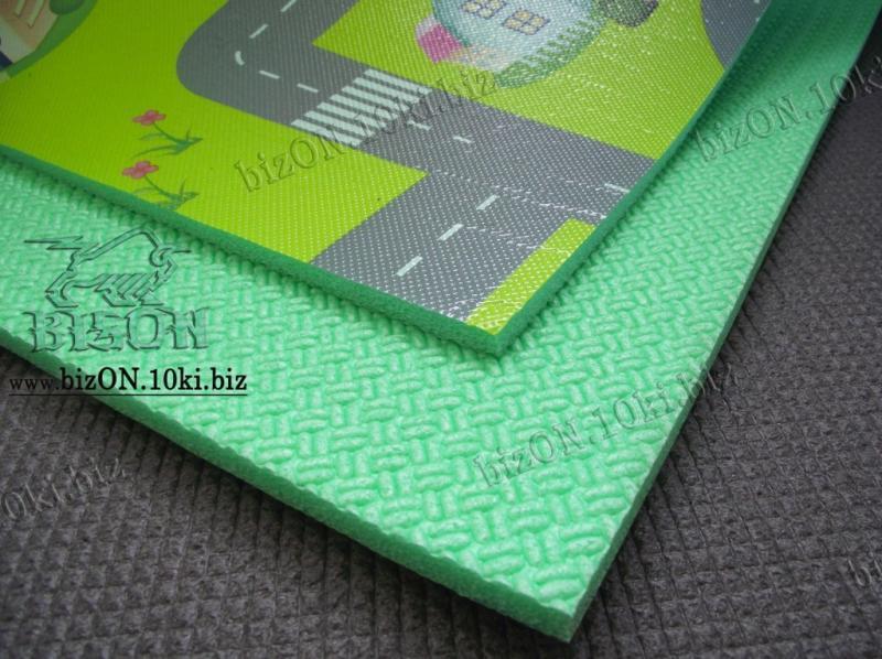 Фото  Маты & Карематы Детский коврик «Decor ДЕТСТВО», 1800 х 550 х 8 мм