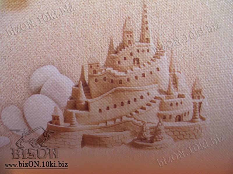 Детский коврик «Decor ПЛЯЖ», 1800 х 550 х 8 мм