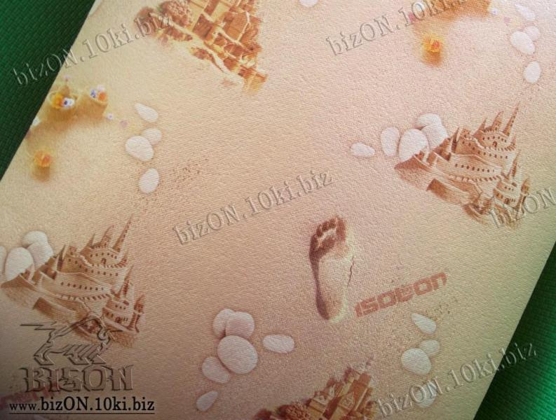Фото  Маты & Карематы Детский коврик «Decor ПЛЯЖ», 1800 х 550 х 8 мм