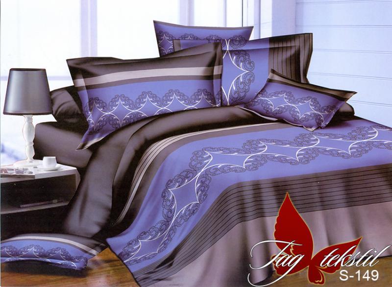 Фото ПОСТЕЛЬНОЕ БЕЛЬЕ, сатин люкс Комплект постельного белья с компаньоном S-149