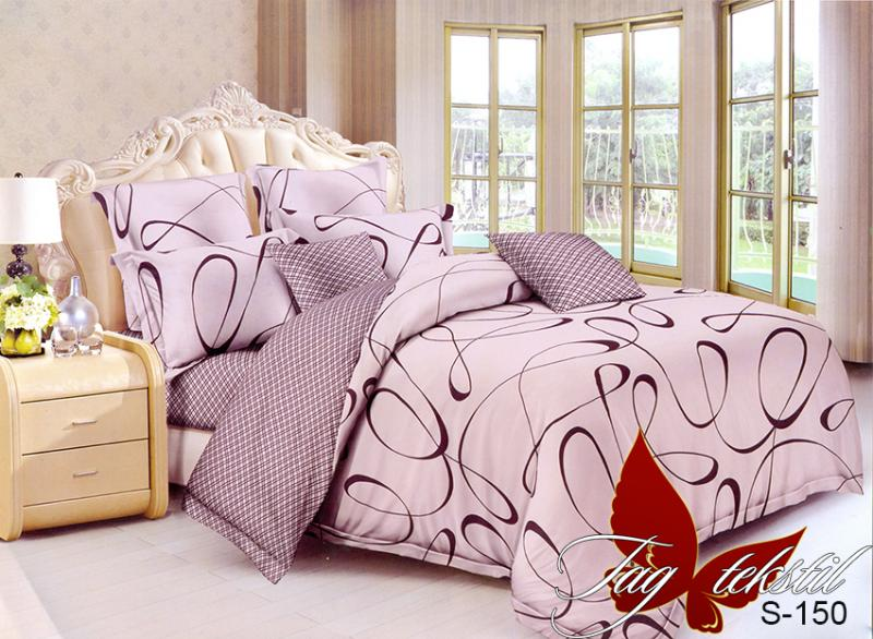 Фото ПОСТЕЛЬНОЕ БЕЛЬЕ, сатин люкс Комплект постельного белья с компаньоном S-150