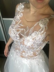 Фото Свадебные платья Линда