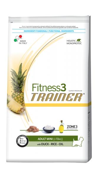 Trainer Fitness3 Adult Mini With Duck Rice Oil