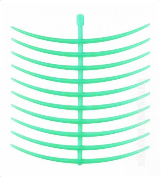 Фото Для зуботехнических лабораторий, МАТЕРИАЛЫ, Воска  Гео кламмеры кольцевые (688-3005)