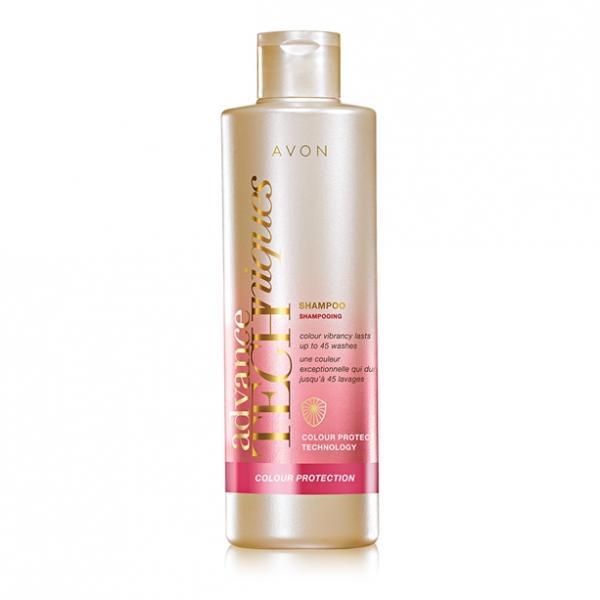 Шампунь для окрашенных волос «Защита цвета»