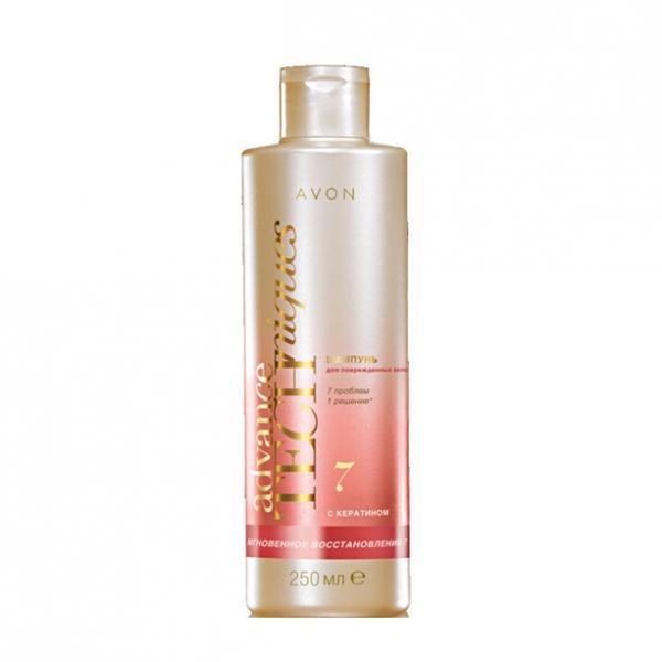 Шампунь для поврежденных волос «Мгновенное восстановление 7» (250 мл)