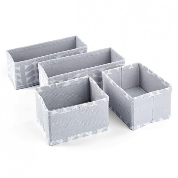 Набор коробок (4 шт.)