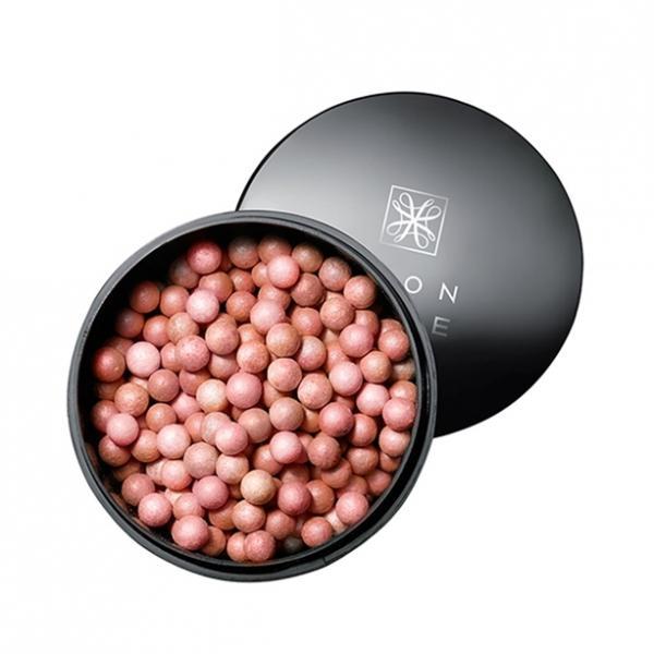 Пудра-шарики для лица с сияющим эффектом