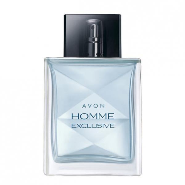 Туалетная вода Avon Homme Exclusive (75 мл)