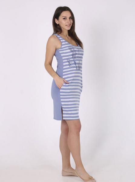 Фото  Летнее платье на каждый день размер S