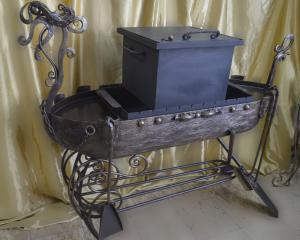 Продам кований мангал