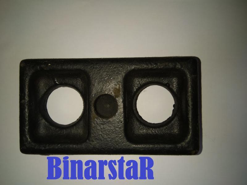 6422-2902422 Подкладка передней рессоры (H=25 мм)
