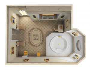 Фото  Ванная комната.