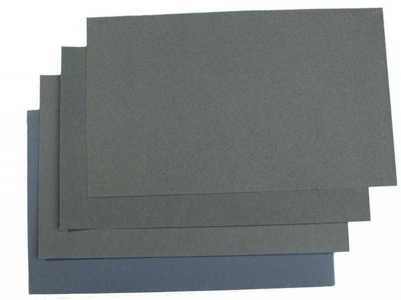 Наждачная бумага(шкурки) водостойкая 360 лист 200ммХ1000мм
