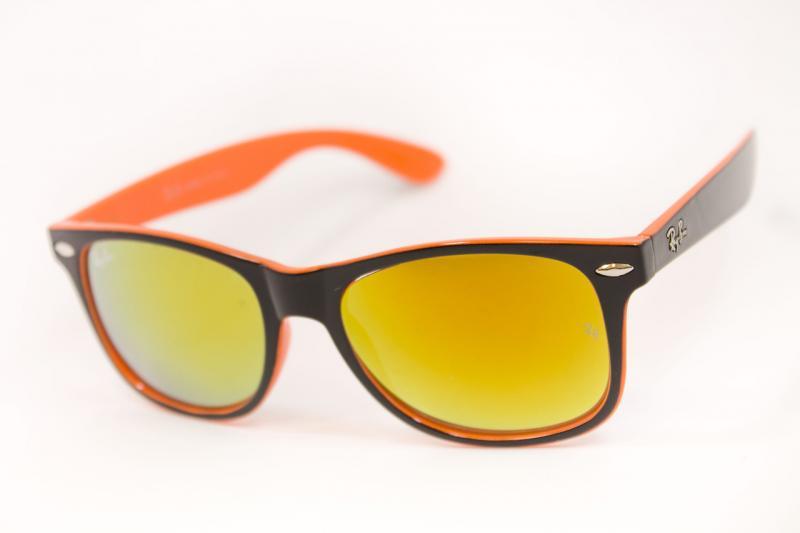 Очки RB оранжевые 5704-2