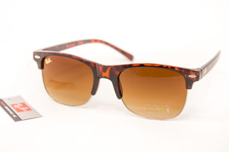 Очки Clubmaster RB коричневые 9772