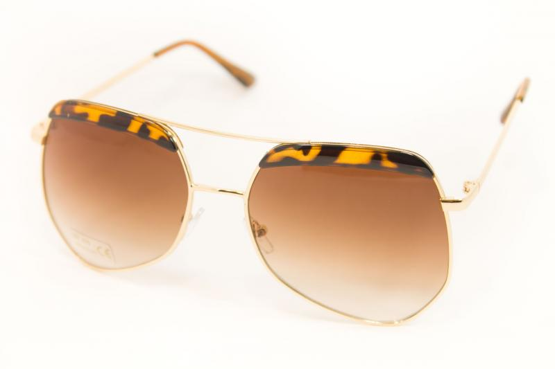 Солнцезащитные женские очки (7826-55)