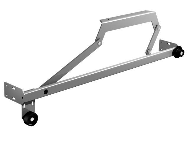Мебельный механизм дельфин  Ф.129.55