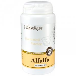 Фото  Alfalfa — Альфальфа. Трава люцерны.