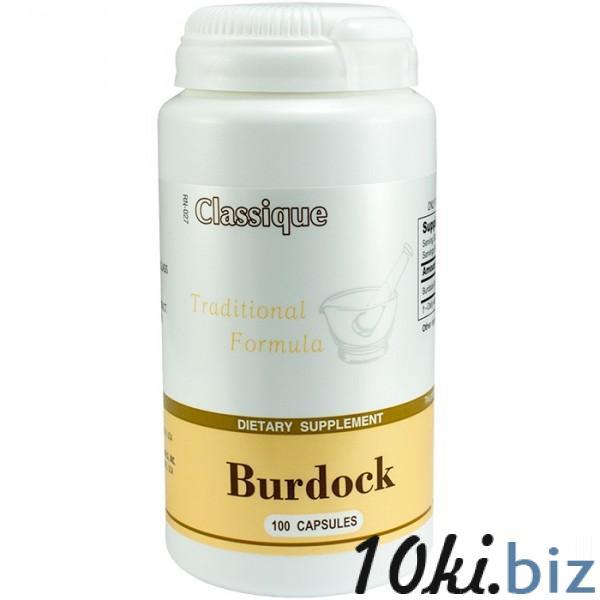 Burdock — Бурдок. Корень лопуха. Натуральные препараты в России