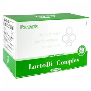 Фото  LactoBi Complex — ЛактоБи Комплекс - пробиотик комплекс.