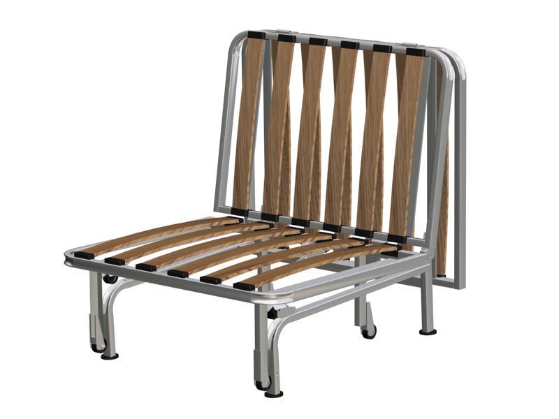 Каркас кресла Аккордеон
