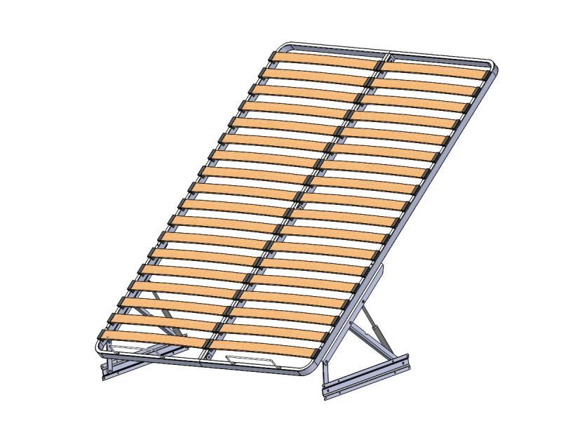 Каркас кровати раскладной Ф.129.365