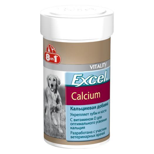 Вітаміни 8 в 1 Calcium 880 таб VITALITY