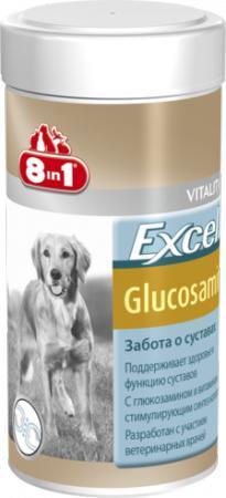 Вітаміни 8 в 1 Glucozamin 55 таб VITALITY