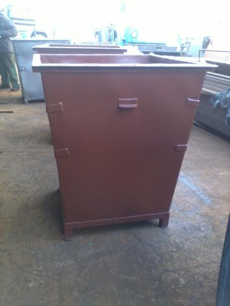 Мусорный контейнер 0,75 м3