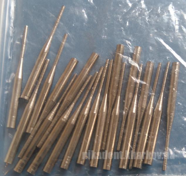 Фото Для зуботехнических лабораторий, АКСЕССУАРЫ, Инструменты Триггер К-80 сотовый керамический + 20 металлических штифтов