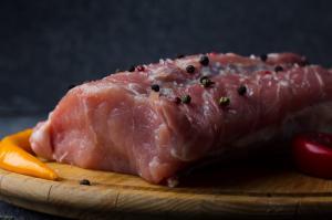 Фото  Мясо свинина