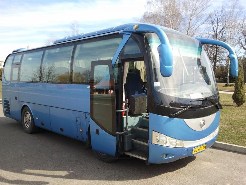 Пассажирские перевозки из Днепра по Украине