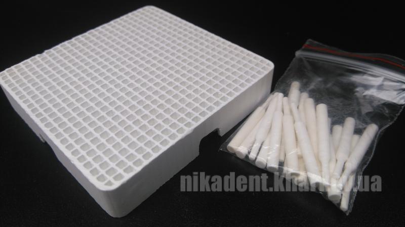 Фото Для зуботехнических лабораторий, АКСЕССУАРЫ, Инструменты Триггер керамический /с керамическими пинами (20шт)