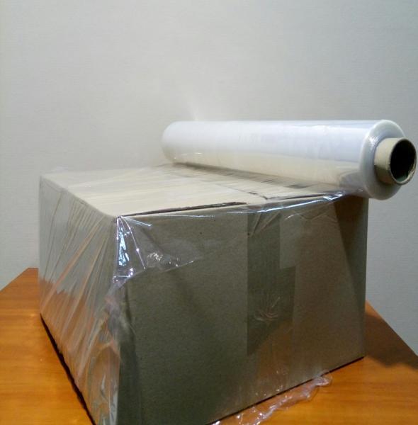 Стрейч-Пленка с металлоценовой добавкой, 10мкм, 500мм, 485м.