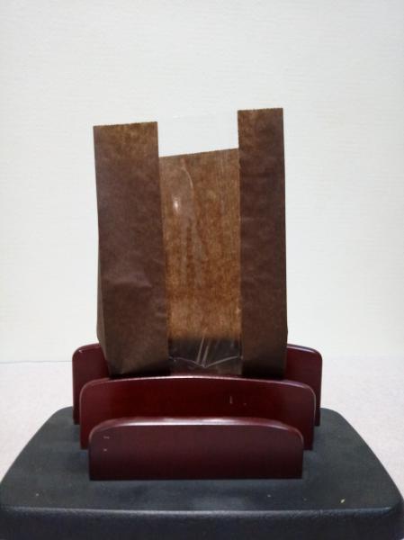Бумажные пакеты с окном, жироустойчивые