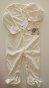 Фото В наличии , Детская одежда, Одежда от 0 до 2 лет CARTERS Человечек (махра), р. 9м