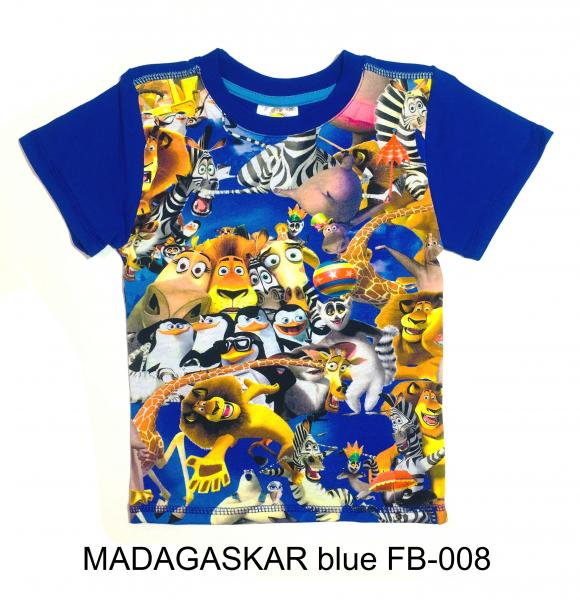 MADAGASKAR  FB-008