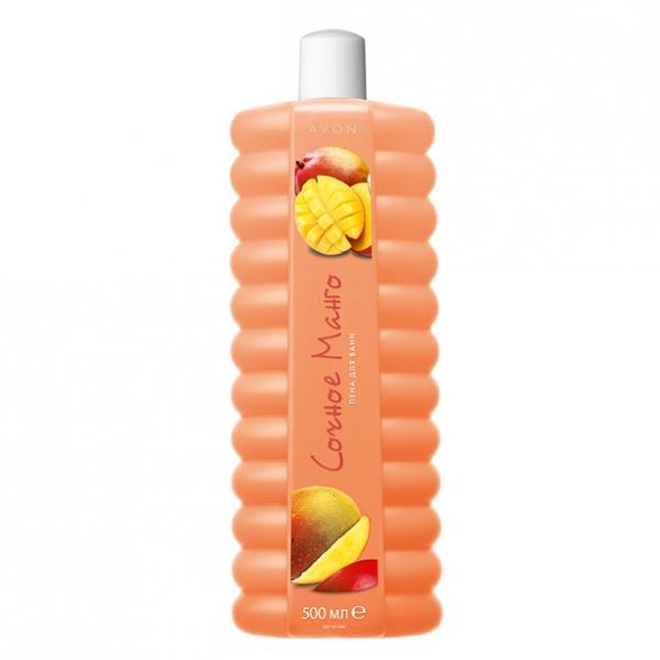 Фото для тела, все для душа Пена для ванны «Сочное манго» (500 мл)