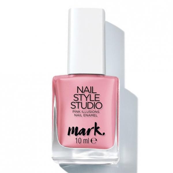 Лак для ногтей «Дизайн-студия. Розовая иллюзия»