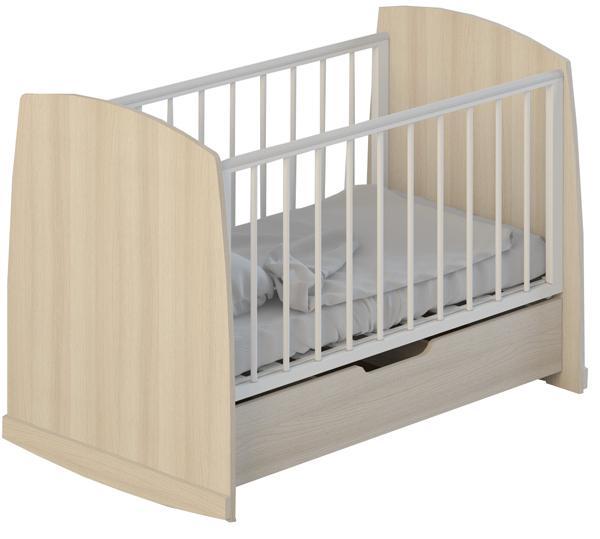 Детская кроватка Атон М Сашенька 120x60 см