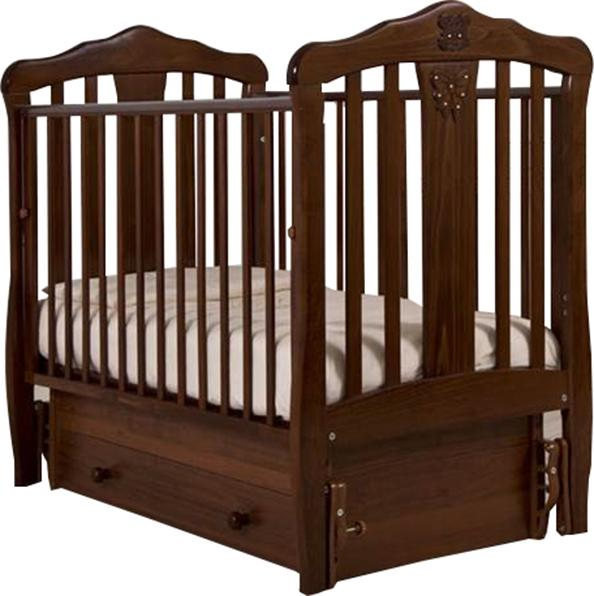 Детская кроватка Гандылян Доминик (маятник универсальный) 120x60 см