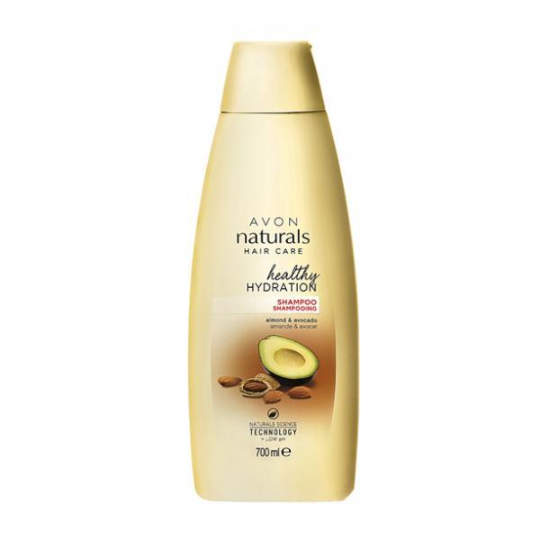 Шампунь для волос «Природная мягкость. Авокадо и миндаль» (700 мл)