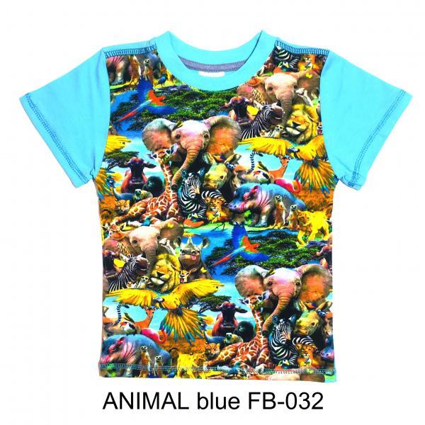 Футболка ANIMAL FB-032