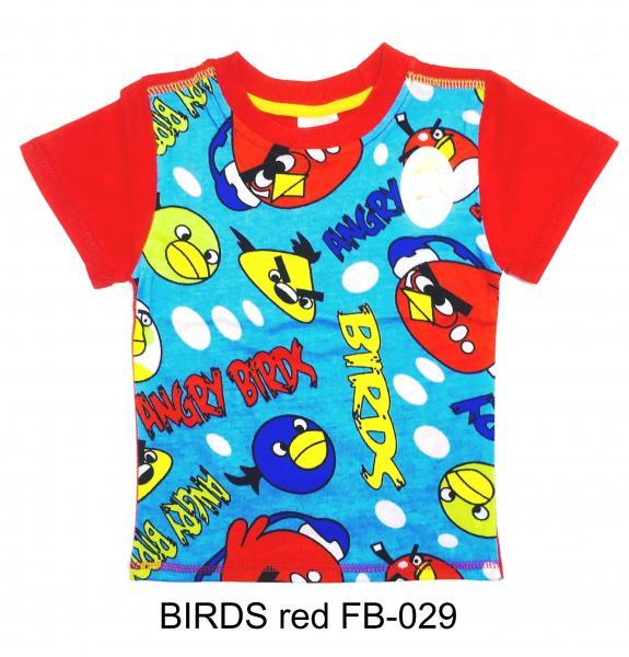 Футболка BIRDS FB-029